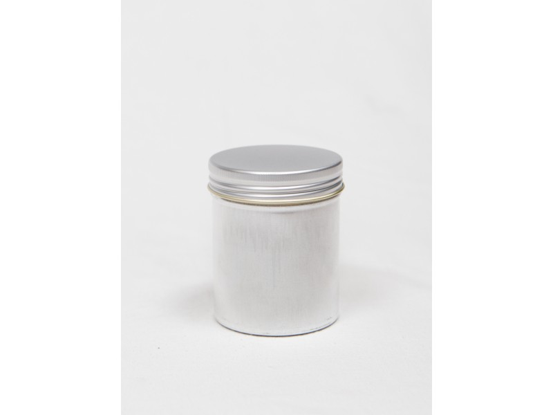 ALU container with screw on lid  200 ml