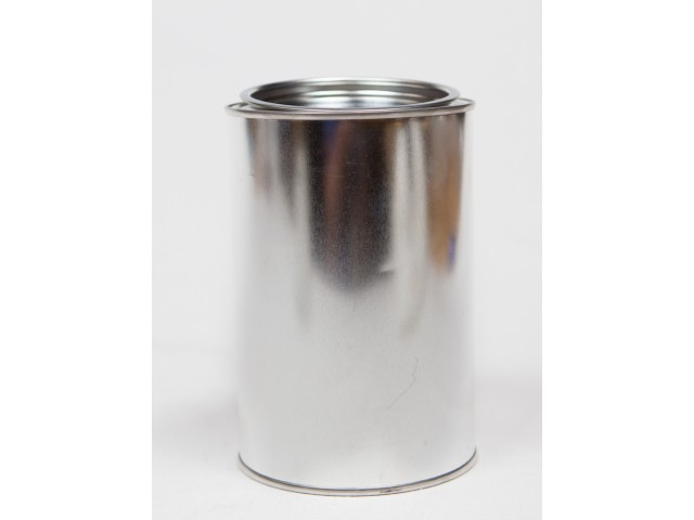 METAL container with lid 1000 ml