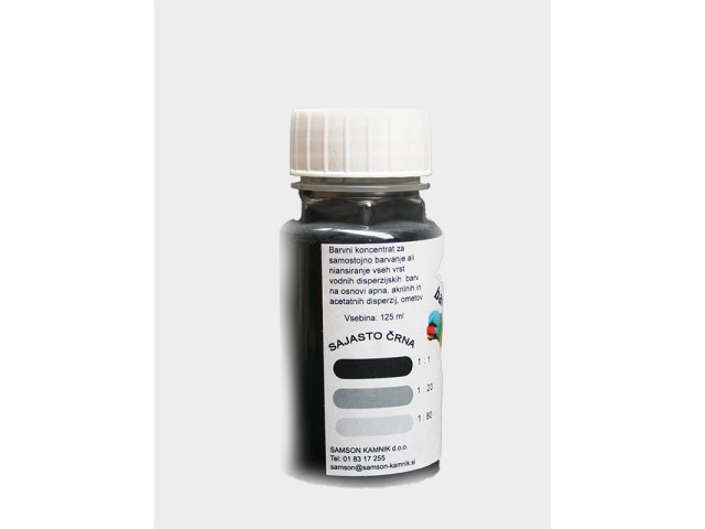 ALEGRO Soot black 125 ml