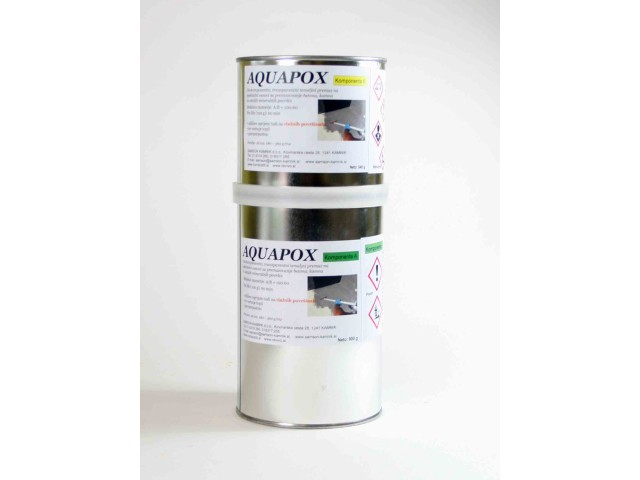 AQUAPOX humid surfaces coating 900 g + 540 g