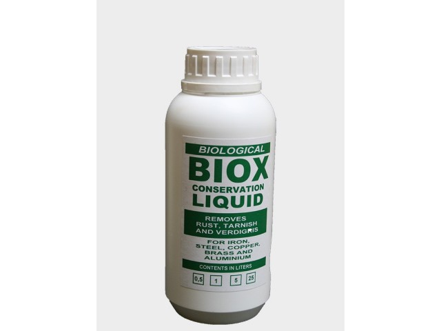 Biox Conservation Liquid 500 ml