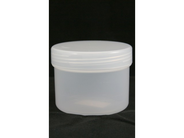 PP OPAQUE round container 250 ml