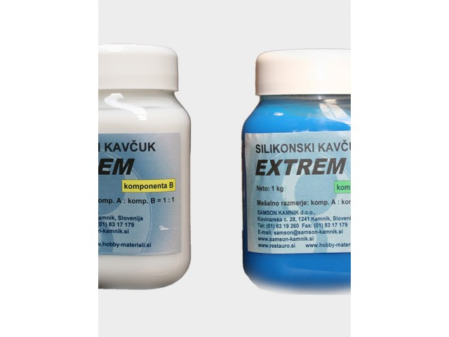 Silicone rubber EXTREME 1 kg   1 kg