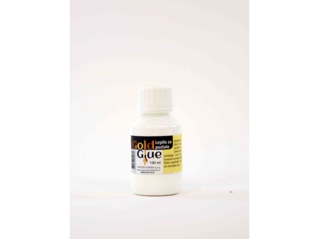 GOLD GLUE Lepilo za pozlato   100 ml