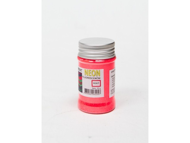 EFFECT NEON Red 30 g