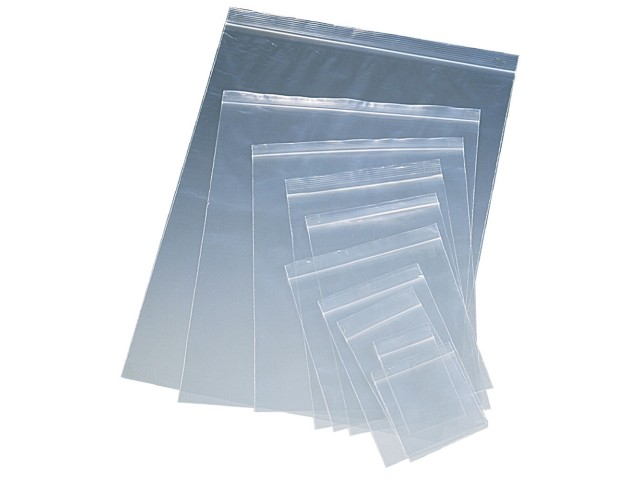 ZIPLOCK BAG 160 x 220 mm     100 pcs