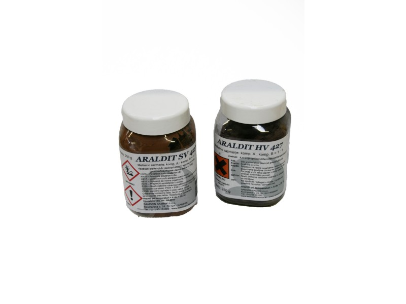 ARALDITE SV/HV 427 Repair epoxy paste        250 + 250 g