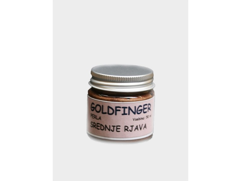 GOLDFINGER PEARL Middle brown 50 ml