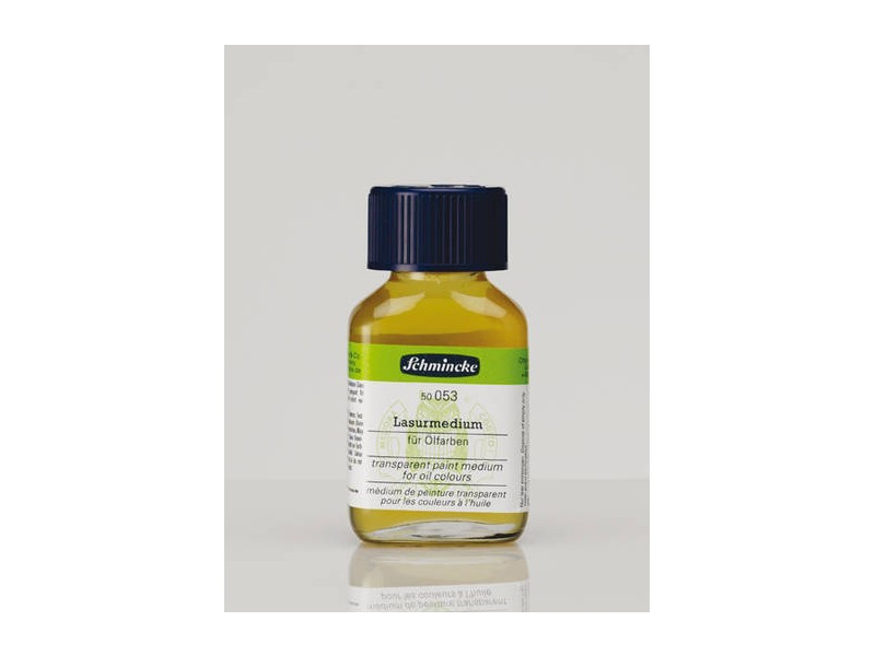 TRANSPARENT PAINT MEDIUM for OIL COLOURS 60 ml